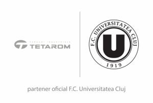 TETAROM partener oficial U Cluj-Recovered
